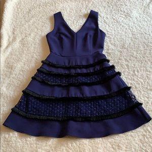 Sleeveless Dress with Fringe